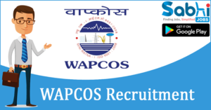 WAPCOS recruitment 2018-19 notification apply for Junior Engineer/ Engineer