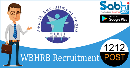 WBHRB recruitment 1212 Medical Technologist