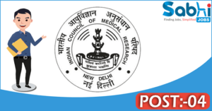 NIRT recruitment 2018 notification Apply for 04 Consultant