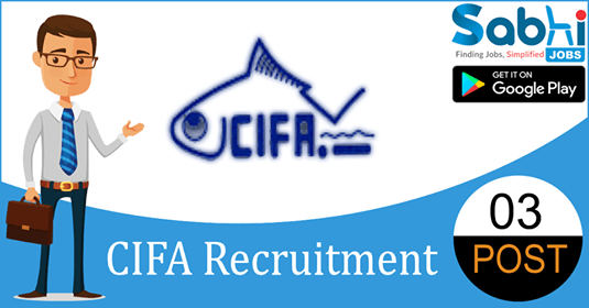 cifa recruitment 201819 notification apply 03 young