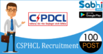 CSPHCL recruitment 2018-19 notification 100 Line Attendant Posts apply online at www.cspdcl.co.in