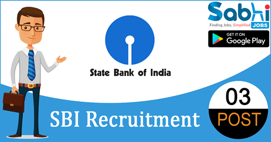 SBI recruitment 03 Research Analyst