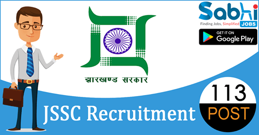 JSSC recruitment 113 Male Nurse, Mishark/Compounder