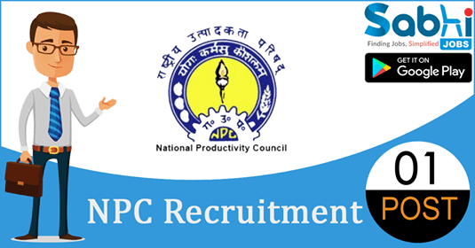 NPC recruitment 01 Office Assistant