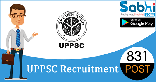 UPPSC recruitment 381 ACF/RFO Service Examination 2018