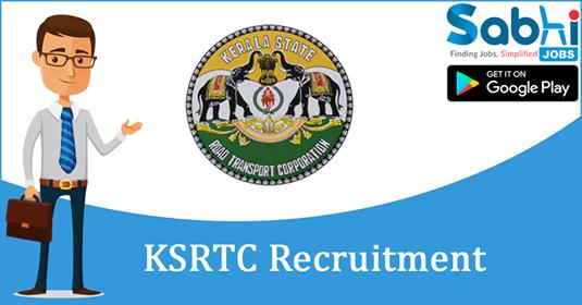 KSRTC recruitment Assistant Engineer