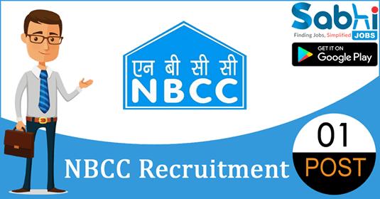 NBCC recruitment 01 Front Office Assistant
