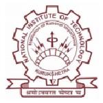 NIT Kurukshetra recruitment