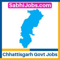 CG Govt Jobs