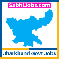 Current Govt job in Jharkhand 2020