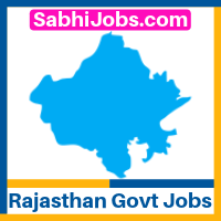 rajasthan govt job notification 2019
