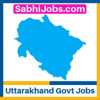 uttarakhand govt jobs 2020