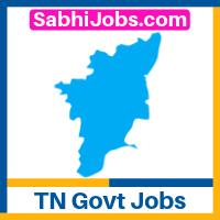 Tamilnadu Govt Jobs 2020