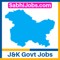 JK Govt Jobs