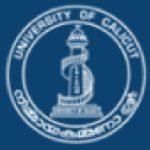 University of Calicut recruitment