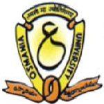 Osmania University recruitment