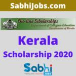 Kerala Scholarships 2020