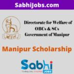 Manipur Scholarship 2020