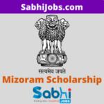 Mizoram Scholarship