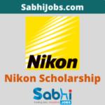 Nikon Scholarship 2020