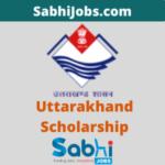 Uttarakhand Scholarship