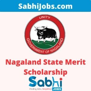 Nagaland State Merit Scholarship 2020-21 – Last Date, Eligibility, Applications