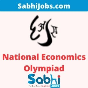 National Economics Olympiad 2020 – Last Date, Benefits, Eligibility, Applications