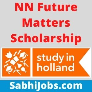 NN Future Matters Scholarship 2021   Check Application form, Eligibility Criteria