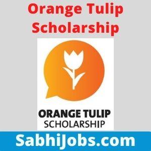 Orange Tulip Scholarship 2021-22 – Last Date, Benefits, Eligibility, Applications