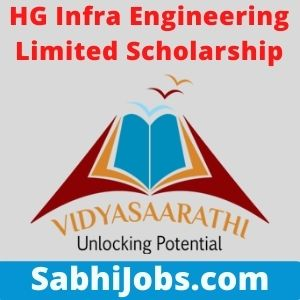 HG Infra Engineering Limited Scholarship 2021 For UG Courses – Last Date, Applications
